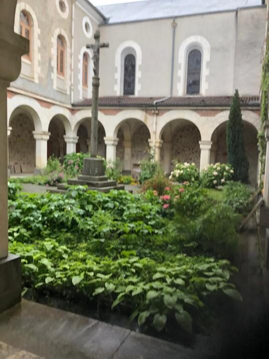 Cloître du Carmel - Le Dorat